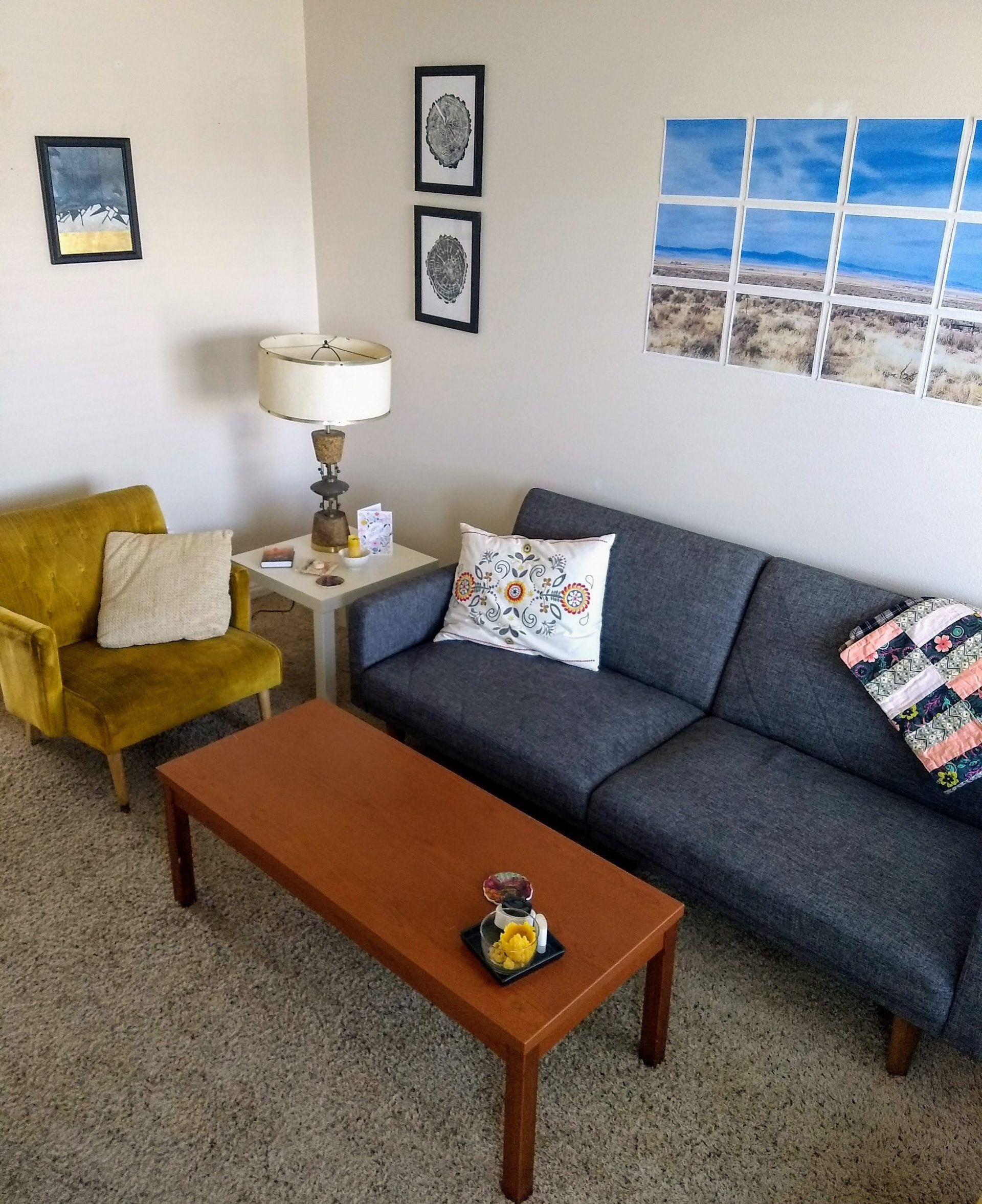 Home Tour: Living Room, Part 2!